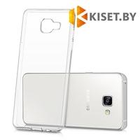 Силиконовый чехол Ultra Thin TPU для Samsung Galaxy S5 mini (g800F), прозрачный