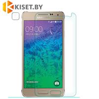Защитное стекло для Samsung Galaxy Alpha (G850F), прозрачное