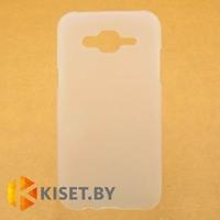 Силиконовый чехол для Samsung Galaxy J5 2015, прозрачный