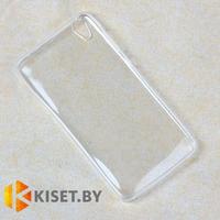 Силиконовый чехол KST UT для Sony Xperia Z3 прозрачный