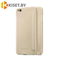Чехол Nillkin Sparkle для Xiaomi Mi 5C, золотой