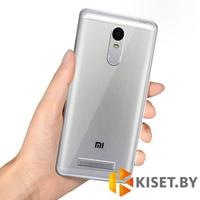 Силиконовый чехол Ultra Thin TPU для Xiaomi Redmi Note 3, прозрачный
