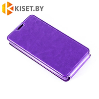 Чехол-книжка Experts SLIM Flip case для Xiaomi Redmi Note 3, фиолетовый