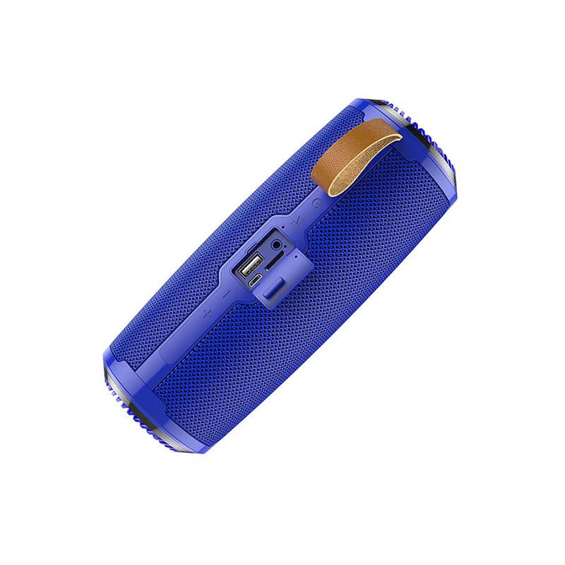 Портативная беспроводная колонка HOCO BS38 синий