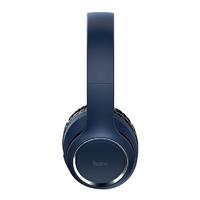 Беспроводные bluetooth наушники HOCO W28 синий