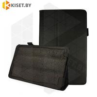 Классический чехол-книжка для Samsung Galaxy Tab E 9.6 (SM-T560), черный