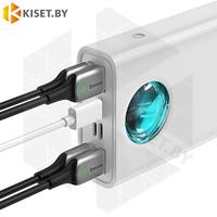Портативное зарядное устройство Baseus Amblight PPLG-02 30000mAh 33W белый