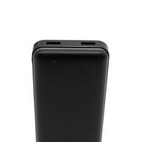 Портативное зарядное устройство EXPERTS P220 20 000 mAh черный