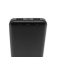 Портативное зарядное устройство EXPERTS P210 10 000 mAh черный