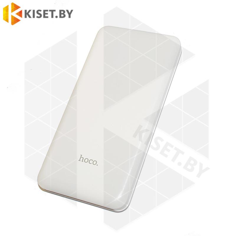 Портативное зарядное устройство Hoco Power Bank J26 10000mAh белое