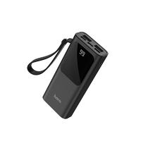 Портативное зарядное устройство Hoco Power Bank J41 10 000 mAh черный