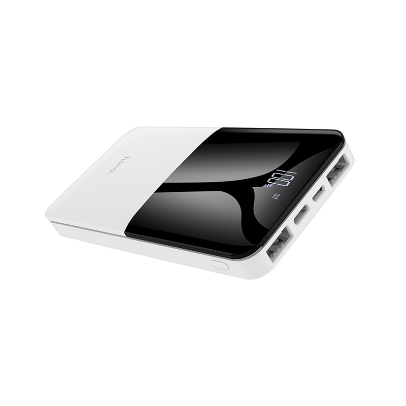 Портативное зарядное устройство Hoco Power Bank J42 10 000 mAh белый