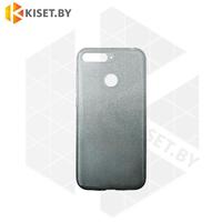 Силиконовый чехол Brilliance для iPhone 7 Plus / 8 Plus, черный