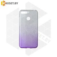 Силиконовый чехол Brilliance для iPhone 7 Plus / 8 Plus, фиолетовый