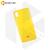 Силиконовый чехол Jelly для Xiaomi Redmi 6A желтый