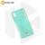 Силиконовый чехол Jelly для Xiaomi Redmi 6A бирюзовый
