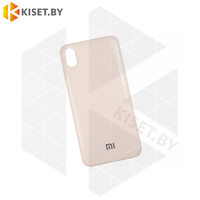 Силиконовый чехол Jelly для Apple iPhone 6 / 6s бежевый