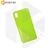 Силиконовый чехол Jelly для Xiaomi Redmi 6A зеленый