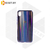Силиконовый чехол Aurora Glass для Xiaomi Redmi 6A синий