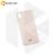Силиконовый чехол Jelly для Xiaomi Redmi 6A бежевый