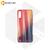 Силиконовый чехол Aurora Glass для Xiaomi Redmi 6A розовый