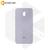 Soft-touch бампер Silicone Cover для Huawei P40 Lite E / Y7p фиалковый с закрытым низом
