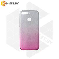 Силиконовый чехол Brilliance для iPhone 7 Plus / 8 Plus, розовый