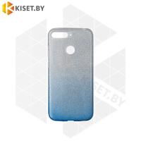 Силиконовый чехол Brilliance для iPhone 7 Plus / 8 Plus, голубой