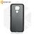 Силиконовый чехол матовый для Huawei Mate 30 Lite черный