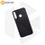 Силиконовый чехол матовый для Huawei P40 Lite E / Y7p черный