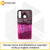 Силиконовый чехол Star Shine Case для Samsung Galaxy M21 / M30S розовый