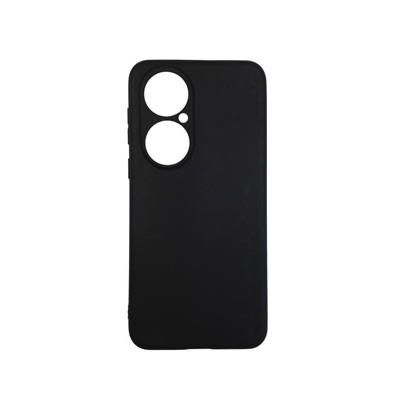 Силиконовый чехол KST MC для Huawei P50 черный матовый
