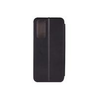 Чехол-книжка Book Case 3D с визитницей для Huawei P Smart (2021) черный