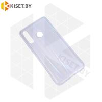 Силиконовый чехол Polar TPU Case для Samsung Galaxy A21S / A217 прозрачный