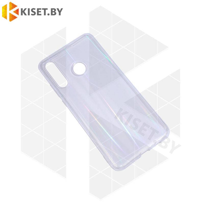 Силиконовый чехол Polar TPU Case для Huawei Y6p (2020) прозрачный