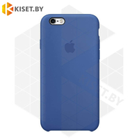 Бампер Silicone Case для iPhone 5 / 5s сапфировый #20