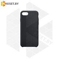 Бампер Silicone Case для iPhone 6 / 6s черный #18 без логотипа