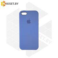 Бампер Silicone Case для iPhone 6 / 6s сапфировый #20