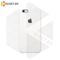 Бампер Silicone Case для iPhone 6 / 6s белый #9