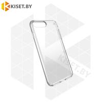 Силиконовый чехол Better One TPU Case для Apple iPhone 7 Plus / 8 Plus прозрачный