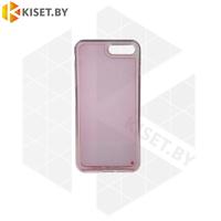 Силиконовый чехол Neon Sand для Apple iPhone 7 Plus / 8 Plus фиолетовый