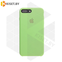 Бампер Silicone Case для iPhone 7 Plus / 8 Plus зеленый #1