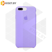 Бампер Silicone Case для iPhone 7 Plus / 8 Plus сиреневый #41