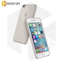 Бампер Silicone Case для iPhone 7 / 8 / SE (2020) бежевый #10