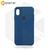 Бампер Silicone Case для iPhone X / Xs сапфировый #20