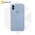 Бампер Silicone Case для iPhone X / Xs серый #26