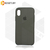 Бампер Silicone Case для iPhone X / Xs серо-оливковый #34