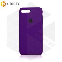 Бампер Silicone Case для iPhone 7 Plus / 8 Plus виноградный #30