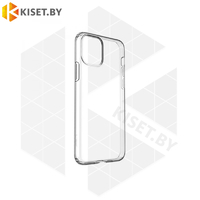 Силиконовый чехол Ultra Thin TPU для iPhone 12 прозрачный