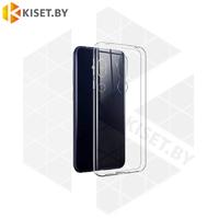 Силиконовый чехол Ultra Thin TPU для Nokia 6.3 (2020) / X71 прозрачный